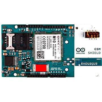 Arduino Shield - GSM v.2 modul (integrovaná anténa) (A000043)