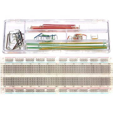 Arduino Breadboard and Wire Kit A000032