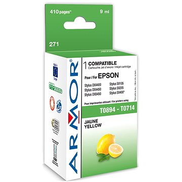 ARMOR za Epson T071440 žlutý (K12317)