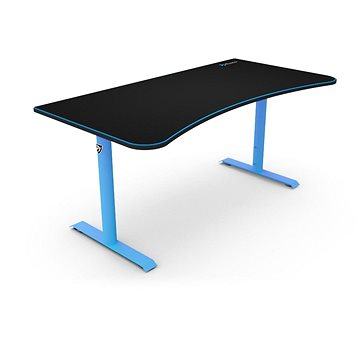 Arozzi Arena Gaming Desk Blue (ARENA-BLUE)