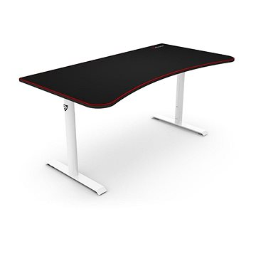 Arozzi Arena Gaming Desk White (ARENA-WHITE)