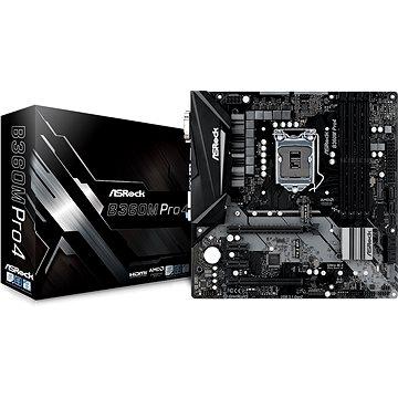 ASROCK B360M Pro4 (B360M Pro4)