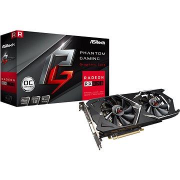 ASROCK Radeon RX 570 Phantom Gaming X 4G OC (PHANTOM GXR RX570 4G OC)