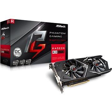 ASROCK Radeon RX 570 Phantom Gaming X 8G OC (PHANTOM GXR RX570 8G OC)
