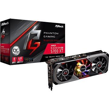 ASROCK Radeon RX 5700 XT Phantom Gaming D 8G OC (RX5700XT PGD 8GO)
