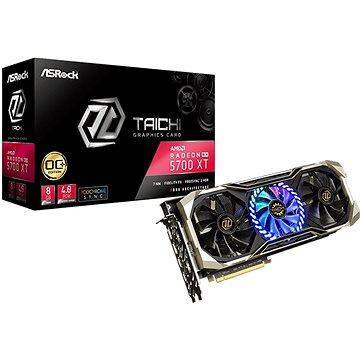 ASROCK Radeon RX 5700 XT Taichi X 8G OC+ (RX5700XT TCX 8GP)