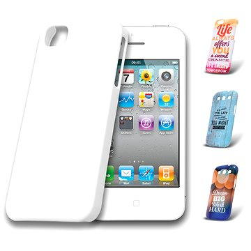 Skinzone vlastní styl Snap pro Apple iPhone 4/4S (APP-IPH4CA-D)