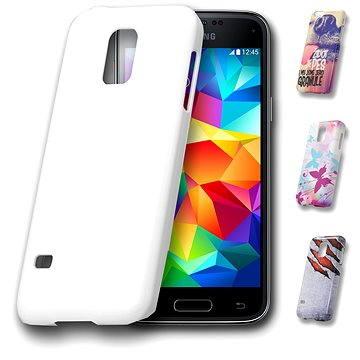 Skinzone vlastní styl Snap pro Samsung Galaxy S5 mini (SAM-G800FCA-D)