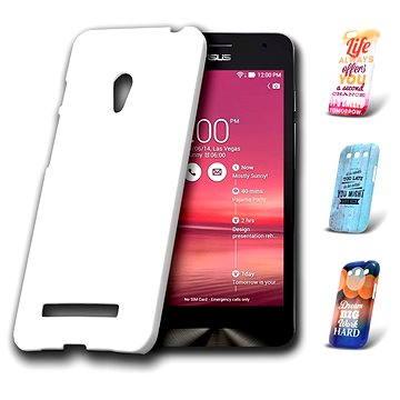 Skinzone vlastní styl Snap pro Asus Zenfone 5 (A501CG) (ASU-A501CGCA-D)