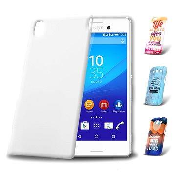Skinzone vlastní styl Snap pro Sony Xperia M4 (SON-XPM4CA-D)