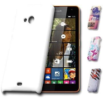Skinzone vlastní styl Snap pro Microsoft Lumia 535 (NOK-535CA-D)