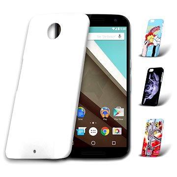 Skinzone vlastní styl Snap pro Motorola Nexus 6 (MOT-NEX6CA-D)