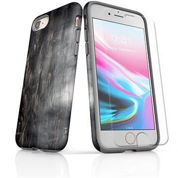 MojePouzdro Tough pro iPhone 8 SLVS0031 Plášť hvězdy smrti (APP-IPH8SLVS0031CAT-D)