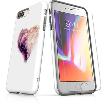 MojePouzdro Tough pro iPhone 8 Plus SLVS0030 One Love (APP-IPH8PSLVS0030CAT-D)