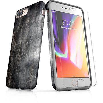 MojePouzdro Tough pro iPhone 8 Plus SLVS0031 Plášť hvězdy smrti (APP-IPH8PSLVS0031CAT-D)