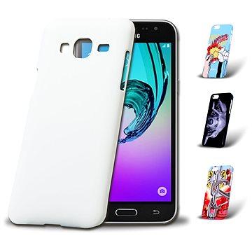 Skinzone vlastní styl Snap pro Samsung Galaxy J3 (2016) J320F (SAM-J320CA-D)