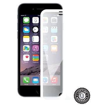 ScreenShield Tempered Glass Apple iPhone 6 a iPhone 6S bílé (APP-TGFCWMFIPH6-D)