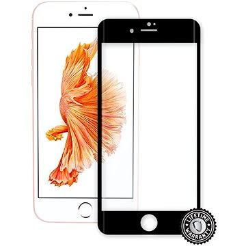 ScreenShield Tempered Glass Apple iPhone 7 černé (APP-TGFCBMFIPH7-D)