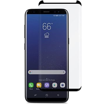 Screenshield Tempered Glass Galaxy S8 G950 (sklo je kompatibilní s kryty) (SAM-TGCFBG950-D)