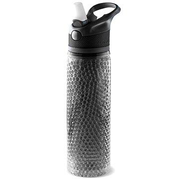 ASOBU chladící láhev na nápoje Deep Freeze šedá 600ml