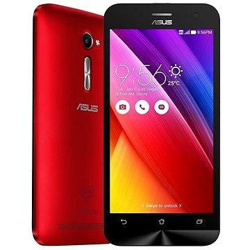 ASUS ZenFone 2 Laser 32GB červený (90AZ00E3-M04370)