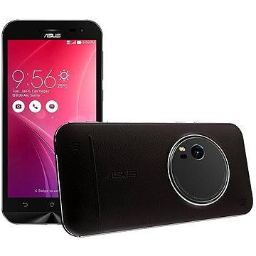 ASUS ZenFone Zoom ZX551ML 64GB černý (90AZ00X1-M01520 / 185M-ZX551ML-1A068) + ZDARMA Album MP3 Zimní playlist 2017 Digitální předplatné Týden - roční Digitální předplatné Interview - SK - Roční předplatné