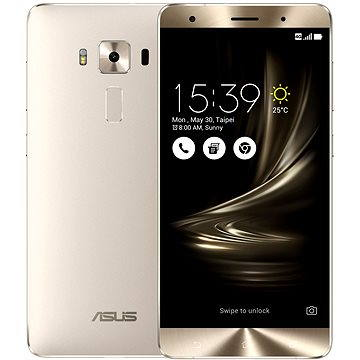 ASUS ZenFone 3 Deluxe 64GB stříbrný (ZS570KL-2J004WW) + ZDARMA Digitální předplatné Týden - roční