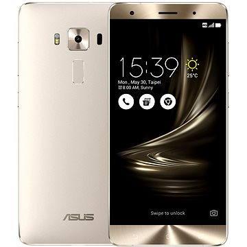 ASUS ZenFone 3 Deluxe 64GB stříbrný (ZS570KL-2J004WW) + ZDARMA Elektronická licence ESET Mobile Security na 6 měsíců (elektronická licence)
