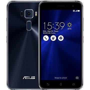 ASUS Zenfone 3 ZE520KL černý (ZE520KL-1A010WW) + ZDARMA Bezpečnostní software Kaspersky Internet Security pro Android pro 1 mobil nebo tablet na 6 měsíců (elektronická licence) Digitální předplatné Interview - SK - Roční od ALZY Digitální předplatné Týden