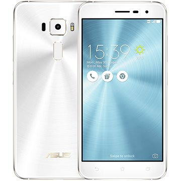 ASUS Zenfone 3 ZE520KL bílý (ZE520KL-1B011WW) + ZDARMA Poukaz Elektronický darčekový poukaz Alza.sk v hodnote 19 EUR, platnosť do 28/2/2017 Poukaz Elektronický dárkový poukaz Alza.cz v hodnotě 500 Kč, platnost do 28/2/2017 Power Bank ASUS ZenPower 10050 m