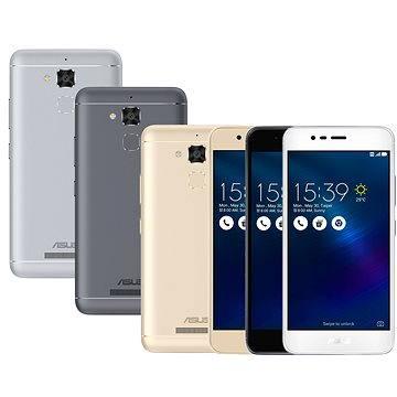 ASUS Zenfone 3 Max ZC520TL + ZDARMA Elektronická licence ESET Mobile Security na 6 měsíců (elektronická licence) Power Bank ASUS ZenPower 10050 mAh černá