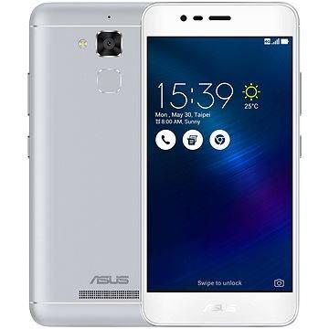 ASUS Zenfone 3 Max ZC520TL stříbrný (ZC520TL-4J078WW) + ZDARMA Elektronická licence ESET Mobile Security na 6 měsíců (elektronická licence) Power Bank ASUS ZenPower 10050 mAh černá