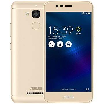 ASUS Zenfone 3 Max ZC520TL zlatý (ZC520TL-4G076WW) + ZDARMA Digitální předplatné Týden - roční