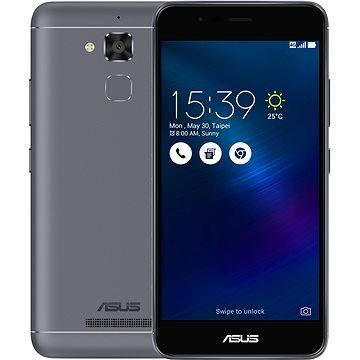 ASUS Zenfone 3 Max ZC520TL šedý (ZC520TL-4H077WW) + ZDARMA Elektronická licence ESET Mobile Security na 6 měsíců (elektronická licence) Power Bank ASUS ZenPower 10050 mAh černá