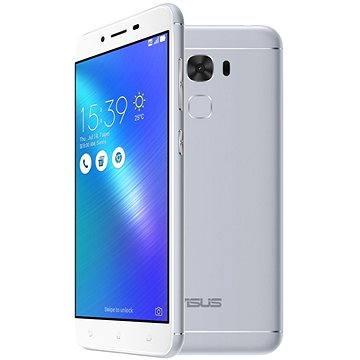 ASUS Zenfone 3 Max ZC553KL stříbrný (ZC553KL-4J034WW) + ZDARMA Album MP3 Zimní playlist 2017