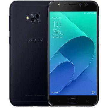 Asus Zenfone 4 Selfie Pro ZD552KL Metal/Black (90AZ01M7-M00410) + ZDARMA Digitální předplatné Interview - SK - Roční od ALZY