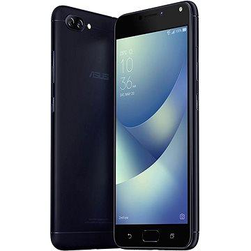 Asus Zenfone 4 Max ZC520KL Deepsea Black (90AX00H1-M00350) + ZDARMA Bezpečnostní software Kaspersky Internet Security pro Android pro 1 mobil nebo tablet na 6 měsíců (elektronická licence) Digitální předplatné Interview - SK - Roční od ALZY