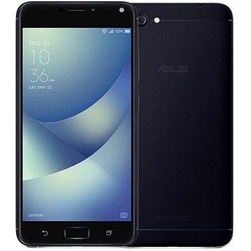 Asus Zenfone 4 Max ZC554KL Metal/Black (90AX00I1-M00900) + ZDARMA Digitální předplatné Interview - SK - Roční od ALZY