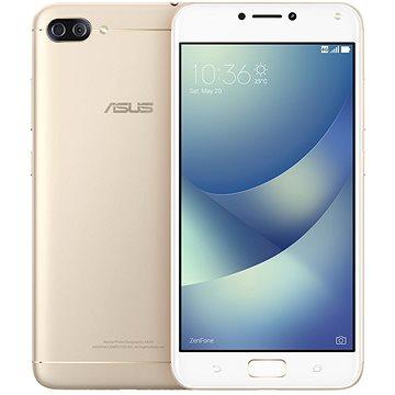 Asus Zenfone 4 Max ZC554KL Metal/Gold (90AX00I2-M00910) + ZDARMA Bezpečnostní software Kaspersky Internet Security pro Android pro 1 mobil nebo tablet na 6 měsíců (elektronická licence) Digitální předplatné Interview - SK - Roční od ALZY