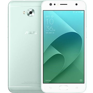 Asus Zenfone 4 Selfie ZD553KL zelený (ZD553KL-5N059WW) + ZDARMA Digitální předplatné Týden - r