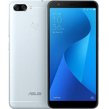 ASUS Zenfone MAX Plus ZB570TL stříbrný (ZB570TL-4D034WW)