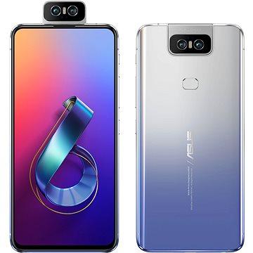 Asus Zenfone 6 ZS630KL 64 GB stříbrná (ZS630KL-2J032EU)