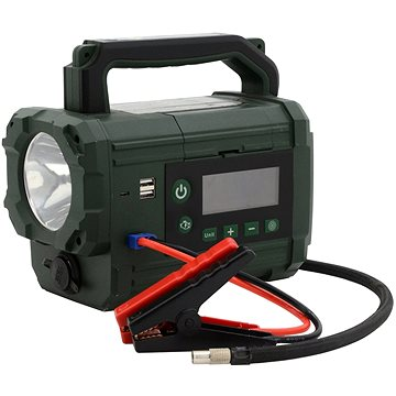 COMPASS Kompresor / zdroj AKU Power starter 300A LiFePO4 (8591686072006)