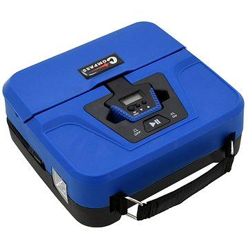 COMPASS Kompresor 12V BOX digitální 3in1 (8591686072051)