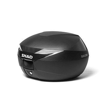 SHAD Vrchní kufr na motorku SH39 černá (130.D0B39100)