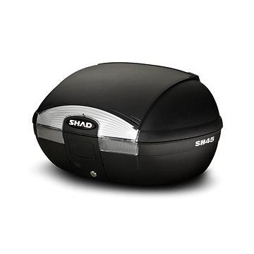 SHAD Vrchní kufr na motorku SH45 černá (130.D0B45100)