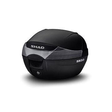 SHAD Vrchní kufr na motorku SH33 černá (130.D0B33200)