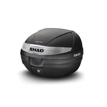 SHAD Vrchní kufr na motorku SH29 černá (130.D0B29100)