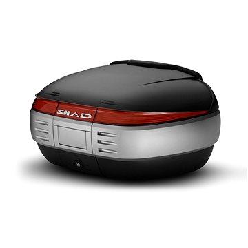 SHAD Vrchní kufr na motorku SH50 černá (130.D0B5000)