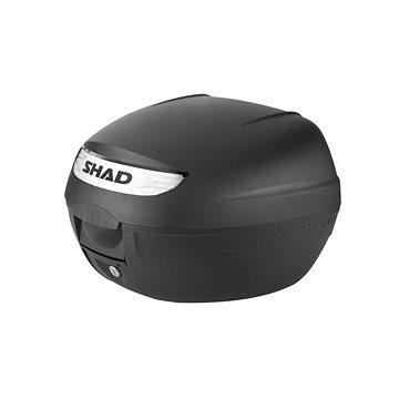 SHAD Vrchní kufr na motorku SH26 černá (130.D0B26100)